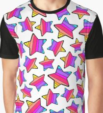 Abstract seamless starry pattern.  Graphic T-Shirt