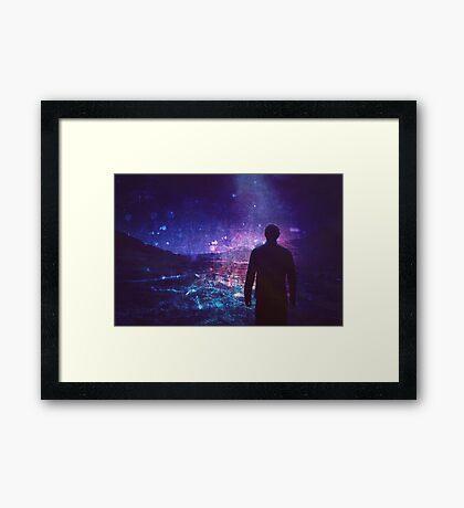 Universo Lámina enmarcada