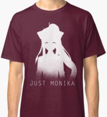 Just Monika Doki Doki Literature Club Classic T-Shirt