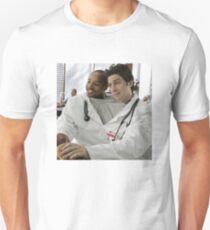 Siamese Doctor Scrubs T-Shirt