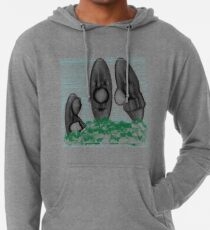 Easter Island Parenting Abstract Lightweight Hoodie