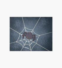Spider Art Board Print