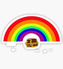"""Pot """"O"""" Gold Sticker"""