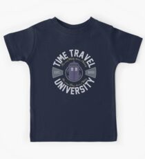 Time Travel University Kids Clothes