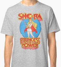 She-Ra, Princess of Power - grey Classic T-Shirt