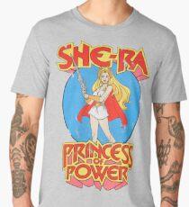She-Ra, Princess of Power - grey Men's Premium T-Shirt