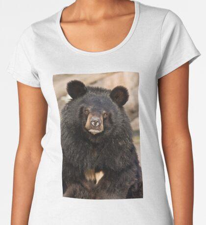 Asian Black Bear Women's Premium T-Shirt