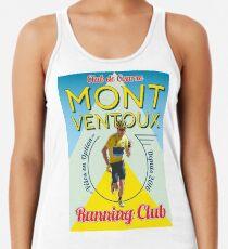 Camiseta de tirantes para mujer Chris Froome Mont Ventoux Running Club