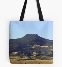 Cerro Pedernal Tote Bag