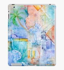 Water & Color iPad Case/Skin