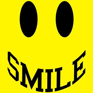 Smile Face by quarantine81