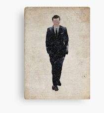 Professor Moriarty (Andrew Scott) Canvas Print