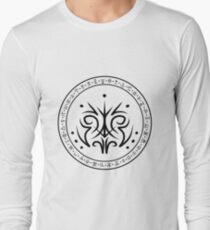 Sigil For Psychic Intuition Long Sleeve T-Shirt