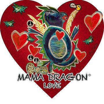 MAMA DRAGON - Liebe von Susantobiaart