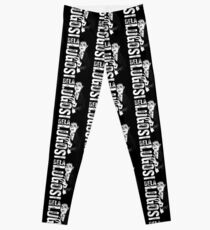 Dracula - Bela Lugosi - Vampire - The Count Leggings
