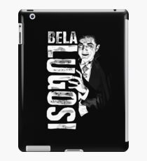 Dracula - Bela Lugosi - Vampire - The Count iPad Case/Skin