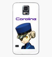 Caroline Edit Case/Skin for Samsung Galaxy