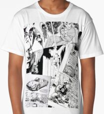 Manga Life Vol 1 Long T-Shirt
