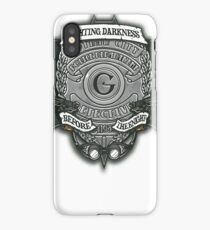 Gotham Crest iPhone Case/Skin