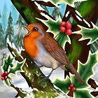 Robin song by StudioCorvid