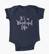 It's a Wonderful life Kids Clothes