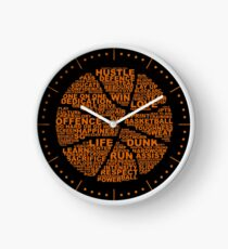 The Philosophy of Basketball Clock