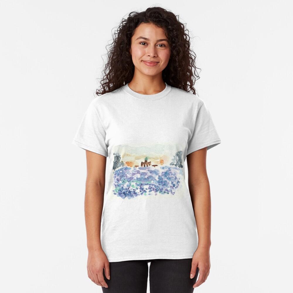 Poetic Brussels: Cinquantenaire park Classic T-Shirt