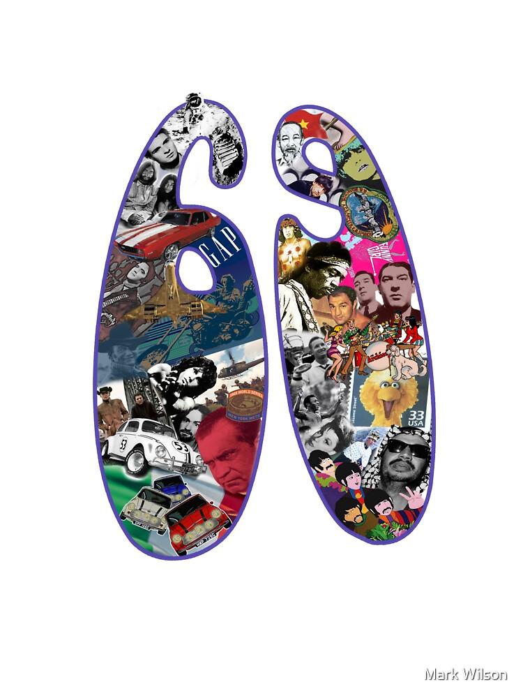 1969 - 40th Birthday by Mark Wilson