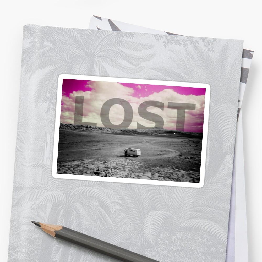 Lost (Mongolian Steppe) by jezkemp