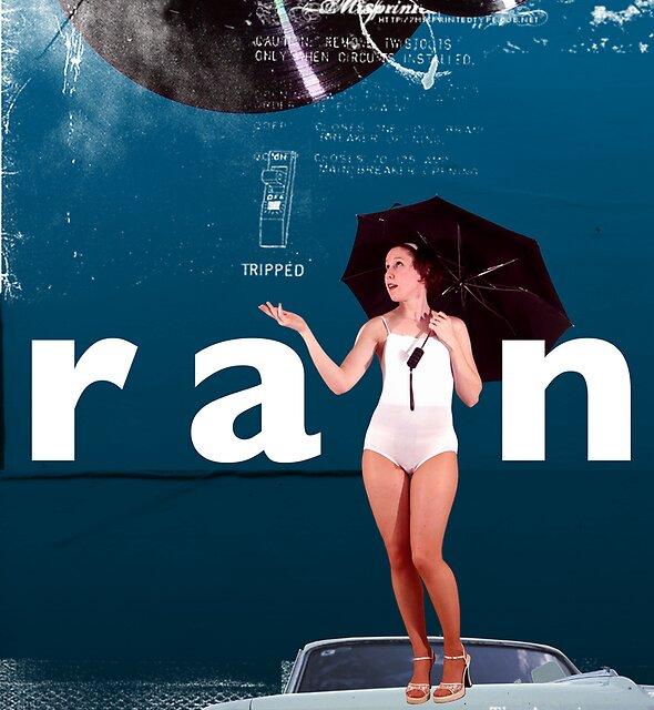 Rain by Luis Enrique Cuéllar Peredo