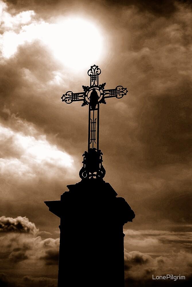 Cross by LonePilgrim