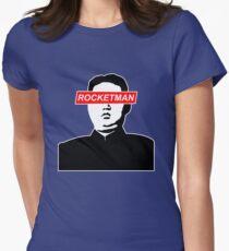 RocketMan Women's Fitted T-Shirt