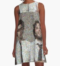 Flight of the Conchords Amazing Mosaic A-Line Dress