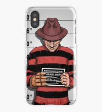 Nightmare on Precinct 13 iPhone Case/Skin
