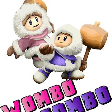 Wombo Combo Ice Climber Smash Bros by Mrmasterinferno