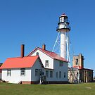 Whitefish Point Light Station by Bob Hardy
