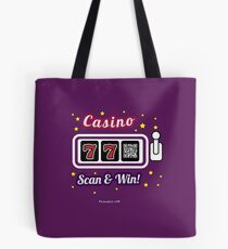 Casino game, family and friends t-shirt Tote Bag