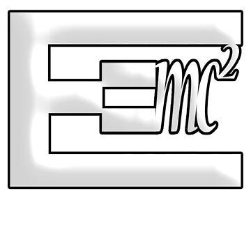 E-Man (Classic Logo) by NigelSpudCarrot