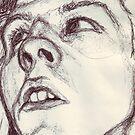 Rough Justice sketch 2 by DreddArt