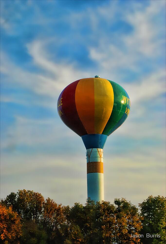 Water Balloon by Jason  Burris