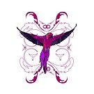 Pink Parrot 2 by Adam Santana
