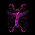 Pink Parrot by Adam Santana