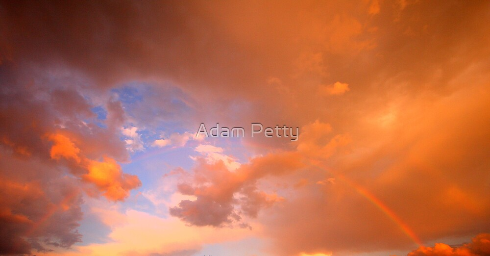 Armageddon Rainbow by Adam Petty