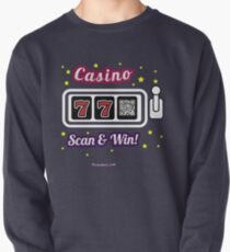 Casino game, family and friends t-shirt Pullover