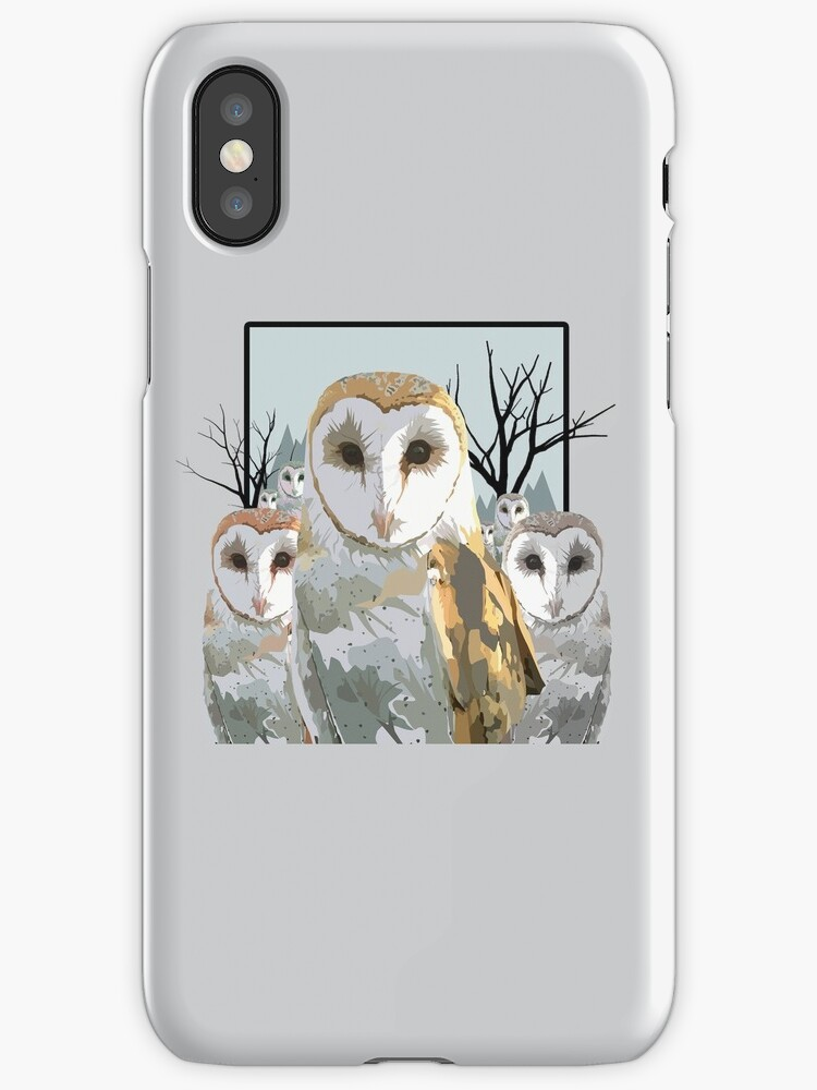 Barn Owl Pack by Adam Santana