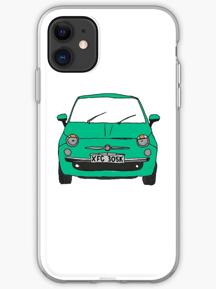 coque iphone 7 fiat 500