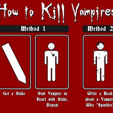 How to Kill Vampires by graffd02