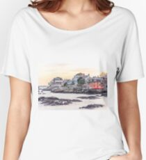 New England Coast Relaxed Fit T-Shirt