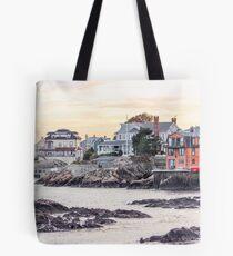 Neuengland Küste Tote Bag