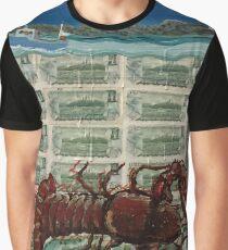 Bank of Nova Scotia -Rotenberg Canada Graphic T-Shirt